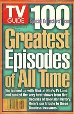 The 100 Greatest Episodes of All-Time - June 28-July 4, 1997 TV Guide Magazine