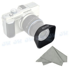 JJC Square Lens Hood for OLYMPUS M.ZUIKO DIGITAL 14-42mm 1:3.5-5.6 II R as LH-40