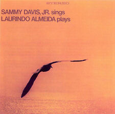 #627 SEALED DCC Audiophile CD SAMMY DAVIS, JR. SINGS Laurindo Almeida Plays crk