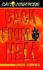 Back From Hell - ( Car Warriors )-ExLibrary