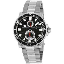 Ulysse Nardin Maxi Marine Diver Automatic Mens Watch 263-33-7-82