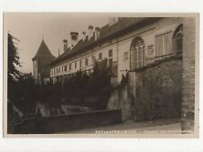 Estavayer Le Lac Couvent des Dominicaines France Vintage RP Postcard 273a