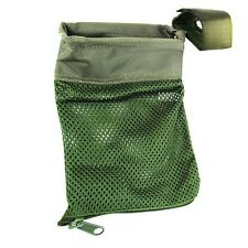 Green Easy to Use Flexible Nylon Mesh Ammunition Brass Shell Catcher US SELLER