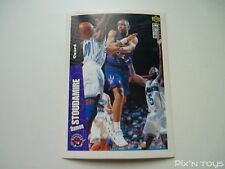 Stickers UPPER DECK Collector's choice 1996 - 1997 NBA Basketball N°143