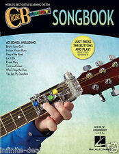 ChordBuddy Guitar Method Songbook 60-Song Chord Buddy Play-Along Book Only