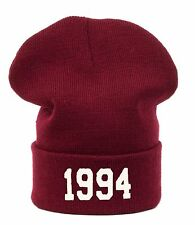 New WINTER BEANIE HAT Wool Justin Cap 1994 SNAP BACK HATS LA SKI SNOWBOARD LA