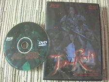 DVD ANIME JIN-ROH LA BRIGADA DE LOS LOBOS JONU MEDIA USADO BUEN ESTADO