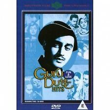 GURU DUTT HITS - FUN & LOVE - NEW BOLLYWOOD SONGS DVD - FREE UK POST