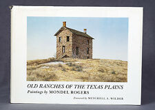 Ranches of the Texas Plains - Love Ranches? You'll Love This Book - Illustrated