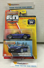 Aston Martin DBS Volante #12 * BLUE * Matchbox 60th * N1