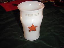 VINTAGE BARBER SHOP STERILIZER JAR