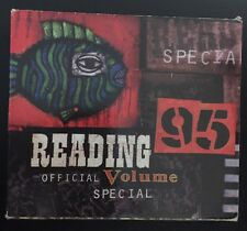 VOLUME 14: READING ´95 OFFICIAL Double CD With 194 Page Booklet Teenage Fan Club