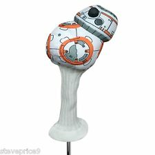 NUEVO OFICIAL STAR WARS BB8 PALO DRIVER GOLF HEADCOVER