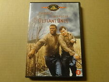 DVD / THE DEFIANT ONES / LA CHAINE ( TONY CURTIS, SIDNEY POITIER )
