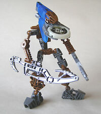 LEGO 8617 Bionicle Metru Nui Vahki Zadakh With Kanoka Disc (Pre-Owned):