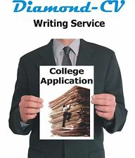 Diamond-CV College Admissions / Application / Personal Statement Writing Service