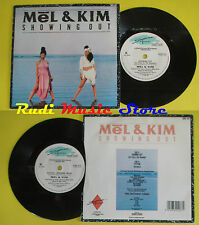 LP 45 7'' MEL & KIM Showing out System 1986 SUPREME SUPE 107 no cd mc dvd