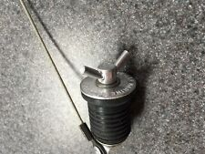 "Lund Boat Plug - 1"" Boat Plug with Cable - New"