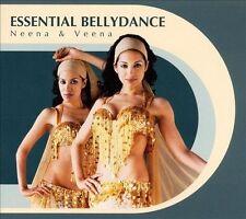 FREE US SH (int'l sh=$0-$3) ~LikeNew CD Neena & Veena: Essential Bellydance