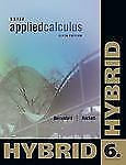 Applied Calculus, Brief Hybrid (with Enhanced WebAssign with eBook LOE Printed..