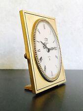 Jaeger Lecoultre Récital réveil automatique sur 24h Clock Watch Sveglia
