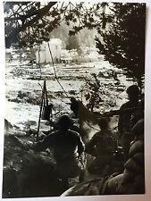 ww2 photo press , US army ,  campagne   Italy  1944       / 19