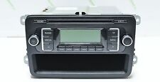 Radio-CD MP3 RCD 210 VW Polo Trend 1.2 Ez.2010 5M0035156B  (VW-7.1)