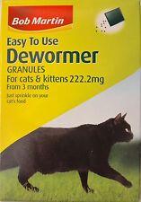 Bob Martin facile da usare Vermifugo Granuli per gatti e Gattini