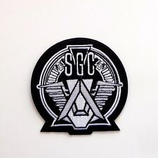 "Stargate SG-1 Prometheus Logo 4"" Uniform Patch-Screen Accurate NEW Iron-On"