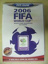 2006 FIFA WORLD CUP gioco a QUIZ interattivo PC