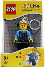 LEGO City - Chase McCain LED Key Light / Keychain