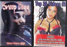Snoop Dogg - Music Videos & Top 20 Videos #2, 2 DVDs,Rap/Hip-Hop,Various Artists