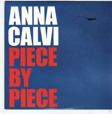 (FG146) Anna Calvi, Piece By Piece - 2014 DJ CD