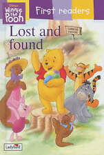 Lost and Found (Winnie the Pooh First Readers),GOOD Book