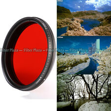 All-in-One Adjustable Infrared IR Pass X-Ray Lens Filter 58mm 530nm to 720 750nm