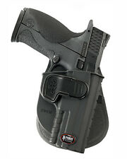 New Fobus SWCH Trigger Guard Right Paddle Holster For Smith & Wesson S&W M&P