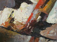 """Original Hand Painted Quel Abstract 20""""x24"""" Oil Painting Canvas Art"""