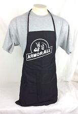 "Armor All  Car Care Products Logo Black Kitchen Cooking Apron 27"" X 21"""
