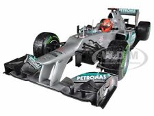MERCEDES AMG PETRONAS F1 LAST RACE BRAZIL 2012 W03 SCHUMACHER 1/18 110120407