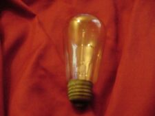 Old Antique General Electric 25W 110V Mazda Light Bulb (Does not Light)