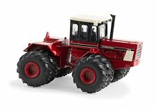Case IH  4586 4 Wheel  Drive Cab & 8 Wheels  Tractor  ERTL 1:64  On Sale! New