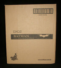 Hot Toys BATMAN DARK KNIGHT MMS DX02 with Shipper *RARE*see photos/description