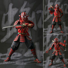 "Manga Realization Samurai Spider-Man Sword Xmas Gift 7"" Action Figure No Box"