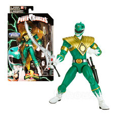 "7"" GREEN RANGER figure POWER RANGERS collection LEGACY mighty morphin TOMMY mmpr"