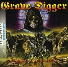 Grave Digger - Knights of the Cross [New CD] Rmst, Germany - Import