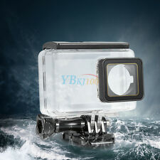 Waterproof Underwater Housing Case Cover For Xiaomi Yi 2 4K Sports Action Camera