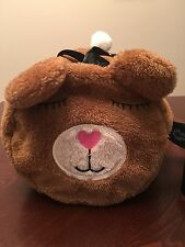 Luv Betsey Johnson Teddy Bear Duffle Bag Gym Travel Dance Weekender Tote Jerry