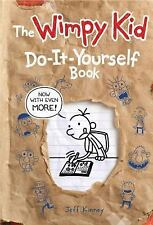 Diary of a Wimpy Kid: The Wimpy Kid Do-It-Yourself Book by Jeff Kinney (2011,...
