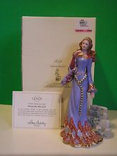 LENOX Legendary PRINCESS MALEEN Limited Figurine NEW in BOX /COA