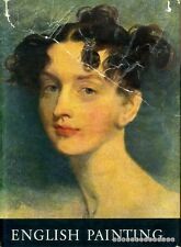 Roskill, Mark ENGLISH PAINTING FROM 1500 TO 1865 1959 Hardback BOOK